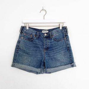 Madewell Denim Shorts